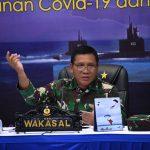 Wakasal: TNI AL Harus Mampu Mengantisipasi Dinamika Lingkungan Strategis