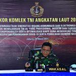 Interoperability Jadi Prioritas Kekuatan Komlek TNI AL
