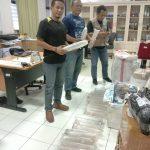 SFQR Koarmada II Gagalkan Penyelundupan Baby Lobster Miliaran Rupiah