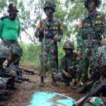 Taruna AAL Korps Marinir Berlatih Raid dan Drill Penyelesaian Sasaran Raid