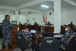 Diskusi Antar Kelompok Pertempuran Laut Aru Pasis Susjemenstra Seskoal.