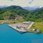 Olahan Kayu di Jayapura Tingkatkan Throughput Tol Laut T-19